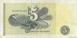 5 Deutsche Mark ALLEMAGNE FÉDÉRALE  1948 P.13e TTB