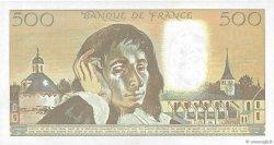 500 Francs PASCAL FRANCE  1992 F.71.49 pr.NEUF