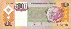 500 Kwanzas ANGOLA  2003 P.149 pr.NEUF