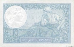 10 Francs MINERVE modifié FRANCE  1940 F.07.23 SPL+