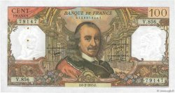 100 Francs CORNEILLE FRANCE  1975 F.65.48 SUP+