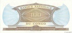 100 Francs CONGO  1962 P.06 SUP à SPL