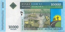 50000 Francs - 10000 Ariary MADAGASCAR  2003 P.85 NEUF