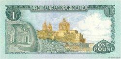 1 Lira MALTE  1973 P.31f TTB+