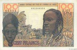 100 Francs type 1956 modifié 1960 AFRIQUE OCCIDENTALE FRANÇAISE (1895-1958)  1965 P.002b pr.NEUF
