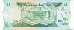 1 Dollar BELIZE  1980 P.38a NEUF