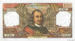 100 Francs CORNEILLE FRANCE  1975 F.65.50 SUP+