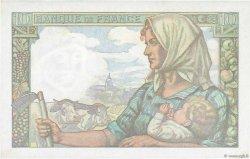 10 Francs MINEUR FRANCE  1942 F.08.05 SUP