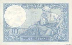 10 Francs MINERVE FRANCE  1931 F.06.15 pr.SUP