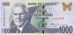 1000 Dollars JAMAÏQUE  2005 P.86c NEUF