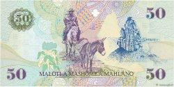 50 Maloti LESOTHO  2001 P.17d NEUF