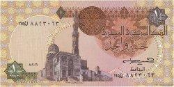 1 Pound ÉGYPTE  1986 P.050a NEUF