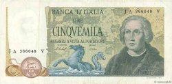 5000 Lire ITALIE  1977 P.102c TB+