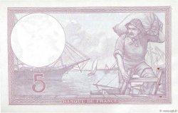 5 Francs VIOLET modifié FRANCE  1940 F.04.16 SPL