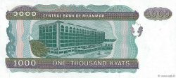 1000 Kyats MYANMAR  1998 P.77b pr.NEUF