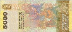 5000 Rupees SRI LANKA  2010 P.128 NEUF