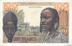 100 Francs AFRIQUE OCCIDENTALE FRANÇAISE (1895-1958)  1956 P.46 SUP