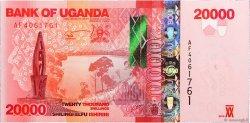 20000 Shillings OUGANDA  2010 P.53 NEUF
