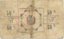 50 Centimes FRANCE régionalisme et divers BOHAIN 1915 JP.02-0260 TB