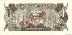 1 Pula BOTSWANA  1983 P.06s NEUF