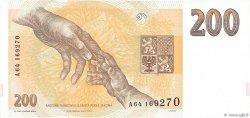200 Korun RÉPUBLIQUE TCHÈQUE  1993 P.06a pr.NEUF