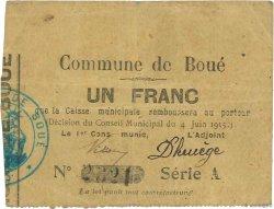 1 Franc FRANCE régionalisme et divers  1915 JP.02-0308 TTB