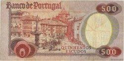 500 Escudos PORTUGAL  1979 P.177 TB+