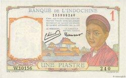 1 Piastre INDOCHINE FRANÇAISE  1949 P.054e pr.NEUF