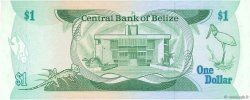 1 Dollar BELIZE  1987 P.46c NEUF