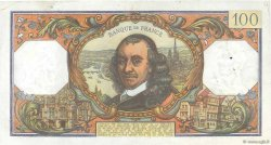 100 Francs CORNEILLE FRANCE  1971 F.65.36 SUP