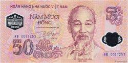 50 Dong VIET NAM  2001 P.118a NEUF