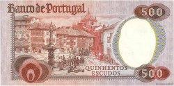 500 Escudos PORTUGAL  1979 P.177 SPL