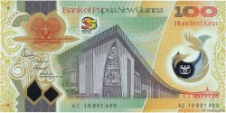 100 Kina PAPOUASIE NOUVELLE GUINÉE  2010 P.43 NEUF
