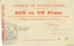1 Franc FRANCE régionalisme et divers  1915 JP.02-1744 TTB