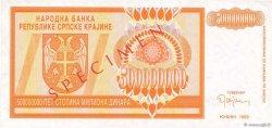 500 000 000 Dinara CROATIE  1993 P.R16s pr.NEUF