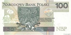 100 Zlotych POLOGNE  2012 P.186 NEUF