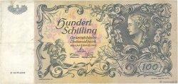100 Schilling AUTRICHE  1949 P.132 TTB