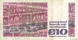 10 Pounds IRLANDE  1981 P.072a TTB