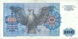 100 Deutsche Mark ALLEMAGNE  1980 P.034d TTB