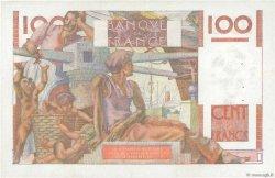 100 Francs JEUNE PAYSAN FRANCE  1953 F.28.35 SUP+