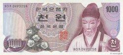 1000 Won CORÉE DU SUD  1975 P.44 pr.NEUF
