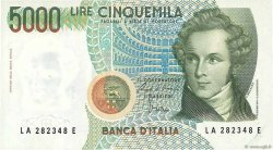 5000 Lire ITALIE  1985 P.111b NEUF