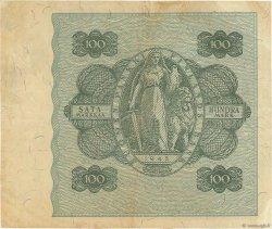 100 Markkaa FINLANDE  1945 P.088