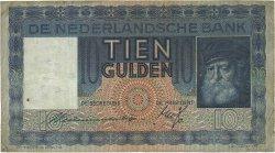 100 Gulden PAYS-BAS  1936 P.049 TB+