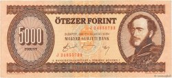5000 Forint HONGRIE  1990 P.177a TTB