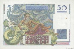 50 Francs LE VERRIER FRANCE  1949 F.20.13 pr.SPL