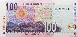 100 Rand AFRIQUE DU SUD  2005 P.131a NEUF