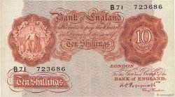 10 Shillings ANGLETERRE  1934 P.362c TTB+