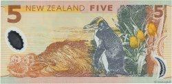 5 Dollars NOUVELLE-ZÉLANDE  2003 P.185b NEUF