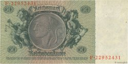 50 Reichsmark ALLEMAGNE  1933 P.182a SUP